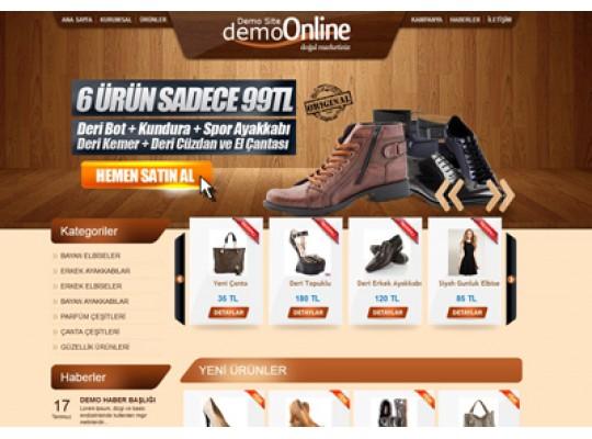 Ürün Tanıtım Mini Ticaret v1.8