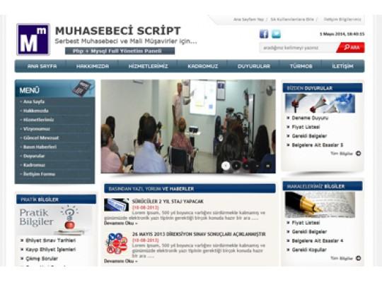 Muhasebeci Script