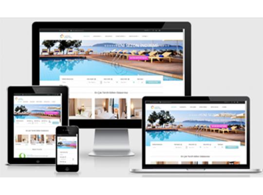 Hotel Web Paketi Star v 2.5
