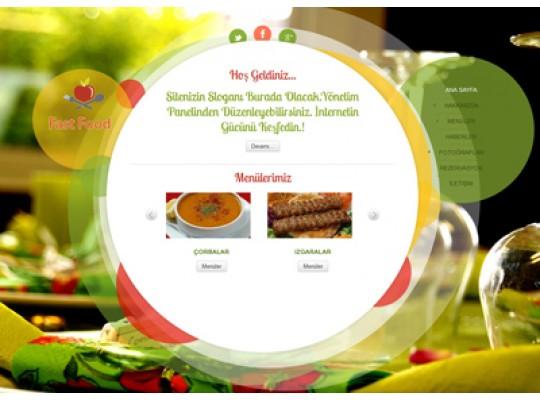 Fast Food / Cafe Script